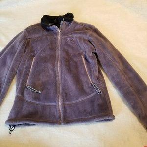 Patagonia purple Los Gatos fleece jacket small